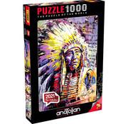 Anatolian Anatolian Chief Seattle Puzzle 1000pcs