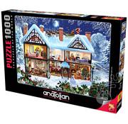Anatolian Anatolian Seasons House Puzzle 1000pcs