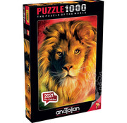 Anatolian Anatolian The Lion Puzzle 1000pcs