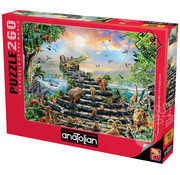 Anatolian Anatolian Stairway to Heaven Puzzle 260pcs