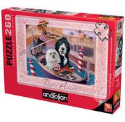 Anatolian Anatolian That's Amore Puzzle 260pcs