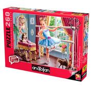 Anatolian Anatolian Little Ballet Dancer Puzzle 260pcs