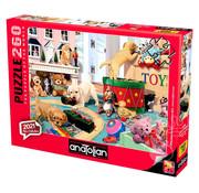 Anatolian Anatolian Puppies Play Time Puzzle 260pcs