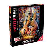 Anatolian Anatolian Guitar and Violin Puzzle 500pcs