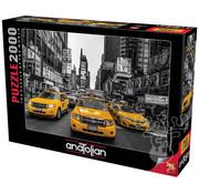 Anatolian Anatolian New York Taxi Puzzle 2000pcs