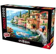 Anatolian Anatolian Villagio Dal Lago Puzzle 2000pcs