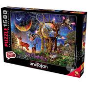 Anatolian Anatolian Stargazer Puzzle 1500pcs