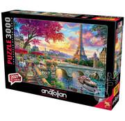 Anatolian Anatolian Blooming Paris Puzzle 3000pcs