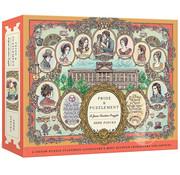 Clarkson Potter Potter Pride and Puzzlement: A Jane Austen Puzzle 1000 pcs