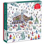 Galison Galison Apres Ski Puzzle 1000pcs