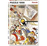 Piatnik Piatnik Bustling Aquarelle 1923 Puzzle 1000pcs