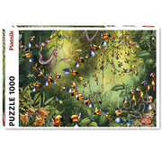 Piatnik Piatnik Jungle Birds Puzzle 1000pcs