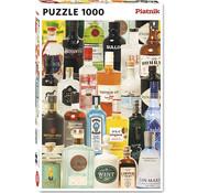 Piatnik Piatnik Taste of Gin Puzzle 1000pcs