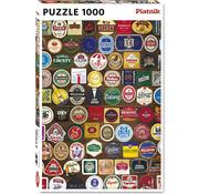 Piatnik Piatnik Beer Coasters Puzzle 1000pcs