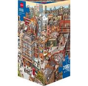 Heye Heye Sherlock & Co. Puzzle 2000pcs