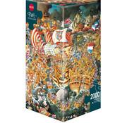 Heye Heye Trafalgar Puzzle 2000pcs