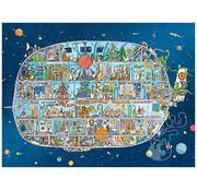 Heye Heye Spaceship Puzzle 1500pcs