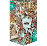 Heye Heye O Sole Mio! Puzzle 2000pcs
