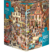 Heye Heye Market Place Puzzle 1000pcs