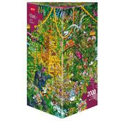 Heye Heye Deep Jungle Puzzle 2000pcs