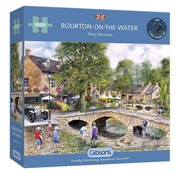 Gibsons Gibsons Bourton on the Water Puzzle 1000pcs