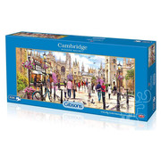 Gibsons Gibsons Cambridge Puzzle 636pcs