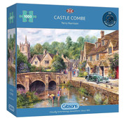 Gibsons Gibsons Castle Combe Puzzle 1000pcs