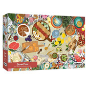 Gibsons Gibsons Dream Picnic Puzzle 636pcs