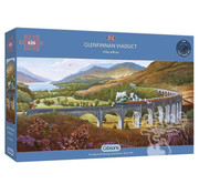 Gibsons Gibsons Glenfinnan Viaduct Puzzle 636pcs