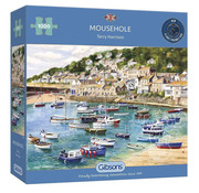 Gibsons Gibsons Mousehole Puzzle 1000pcs