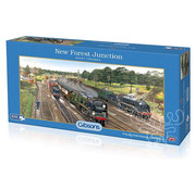 Gibsons Gibsons New Forest Junction Puzzle 636pcs