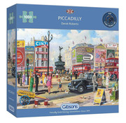 Gibsons Gibsons Piccadilly Puzzle 1000pcs