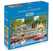 Gibsons Gibsons Summer in Ambleside Puzzle 1000pcs