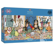 Gibsons Gibsons Walkies Puzzle 636pcs