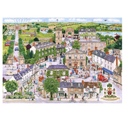 Gibsons Gibsons Wonderful Woodstock Puzzle 1000pcs