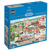 Gibsons Gibsons York Puzzle 1000pcs