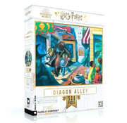 New York Puzzle Company New York Puzzle Co. Harry Potter: Diagon Alley Puzzle 500pcs