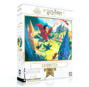 New York Puzzle Company New York Puzzle Co. Harry Potter: Quidditch Puzzle 1000pcs