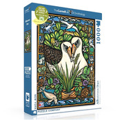 New York Puzzle Company New York Puzzle Co. Albatross Duo Puzzle 1000pcs