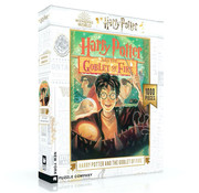 New York Puzzle Company New York Puzzle Co. Harry Potter: Harry Potter and the Goblet of Fire Puzzle 1000pcs