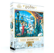 New York Puzzle Company New York Puzzle Co. Harry Potter: Three Broomsticks Puzzle 500pcs