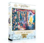 New York Puzzle Company New York Puzzle Co. Harry Potter: Christmas at Hogwarts Puzzle 500pcs