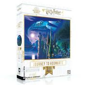 New York Puzzle Company New York Puzzle Co. Harry Potter: Journey to Hogwarts Puzzle 500pcs