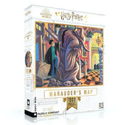 New York Puzzle Company New York Puzzle Co. Harry Potter: The Marauder's Map Puzzle 1000pcs