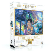 New York Puzzle Company York Puzzle Co. Harry Potter: Counting the Days Puzzle 500pcs