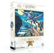 New York Puzzle Company New York Puzzle Co. Harry Potter: Sirius Takes Flight Puzzle 1000pcs