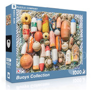 New York Puzzle Company New York Puzzle Co. Buoys Collection Puzzle 1000pcs