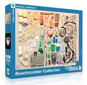 New York Puzzle Company New York Puzzle Co. Beachcomber Collection Puzzle 1000pcs