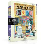 New York Puzzle Company New York Puzzle Co. The New Yorker: Art Shop Puzzle 1000pcs