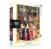 New York Puzzle Company New York Puzzle Co. The New Yorker: Monday at the Met Puzzle 1000pcs